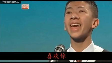 梁逸峰 - 喜欢你, 听完简直给跪了, 也太好听了吧