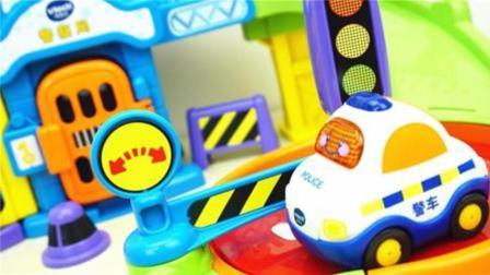 伟易达的神奇局轨道车儿童玩具