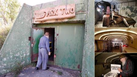 世界末日免费庇护所! 83岁老人建诺亚方舟 能容纳500人