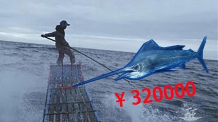 《风味人间》揭秘世界最赚钱的工作: 3天镖一条鱼价值32万!