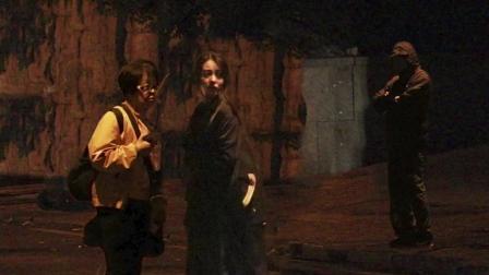 姑娘深夜被跟踪求助路人,最后还是他帮了她