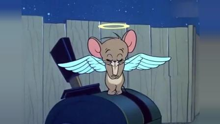 猫和老鼠: 是人是鬼都在秀, 只有小猫在挨揍, 汤姆今天可有点惨啊