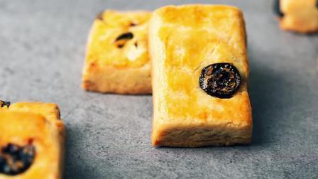 教你做好吃的提子奶酥, 不可错过的入门甜点!