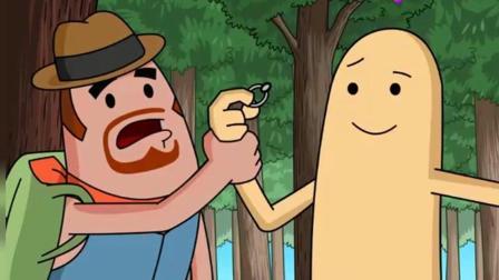 香肠派对: 和萌新玩游戏, 一定要小心, 因为他随时都有可能会拔掉自己的手雷