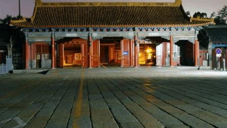为什么北京故宫晚上不开灯, 而且下午4点准时赶人? 看完有点吓人!