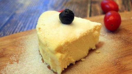 不用水不用油, 简易版的酸奶蛋糕, 这样吃还不会发胖!