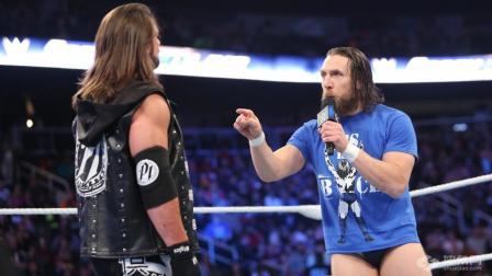 WWE2018年10月31日狂野角斗士之美国职业摔角