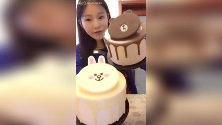 采蝶轩新品蛋糕, 超可爱味道也很棒