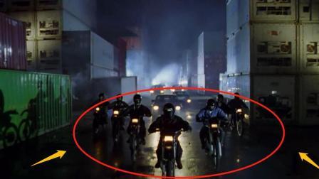 辣手神探: 这么多的摩托车在开路, 还挺壮观!