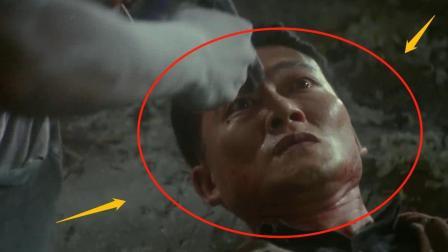辣手神探: 周润发依靠外部条件, 一招制服歹徒!
