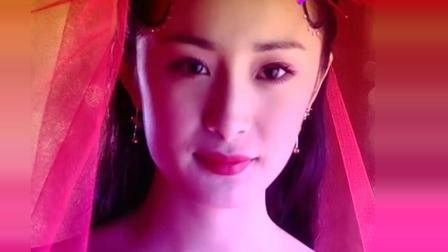 新聊斋志异: 小倩一袭红色婚服实在惊艳! 头上的装饰却有点雷人