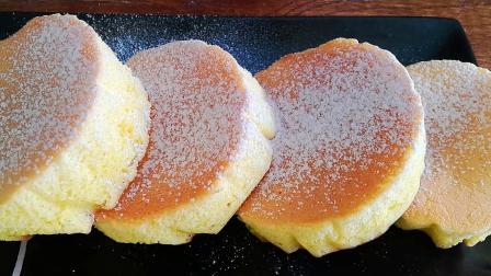 不用烤箱, 平底锅一样可以做出美味的蛋糕