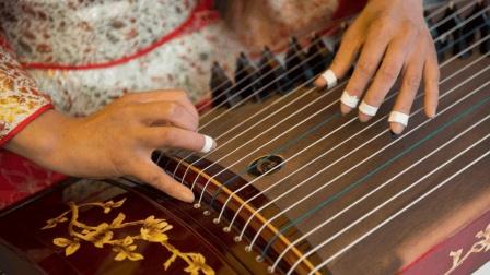 久音阁古筝曲教学如何演奏《好汉歌》(上)