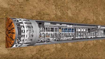 海里全是水, 海底隧道是咋建的? 这三种方法看完不得不服!
