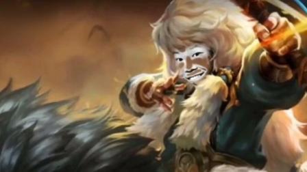 成吉思汗: 有你牵着我就什么都不怕了