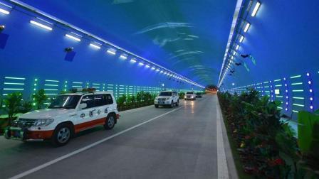 """厉害了! 渤海湾将全程采用海底隧道, 出现第二座""""港珠澳大桥""""?"""