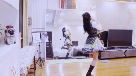 【紫嘉儿】夜宴风波-中国风-原创编舞-镜面版