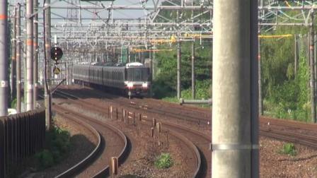 日本铁路4K 圣德巴德的关空特急