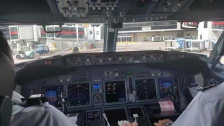 客机系列4K 波音B737 800 布宜诺斯艾利斯-阿根廷