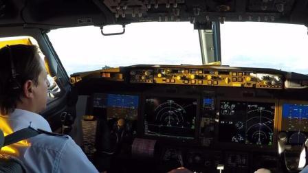 客机系列4K 波音B737 MAX 8 布宜诺斯艾利斯-阿根廷