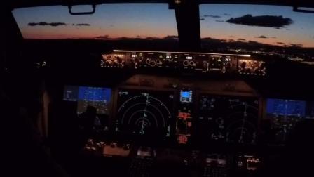 客机系列4K 波音B737 MAX 8 内乌肯-阿根廷