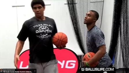 美国高中生篮球日常训练, 可以学习到一点
