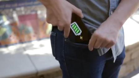 远程无线充电器, 手机放口袋都能充电, 数据线可以扔掉了