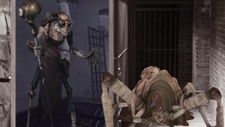第五人格: 建筑师和蜘蛛在庄园地下室进行肢体改造? 超神大侦探
