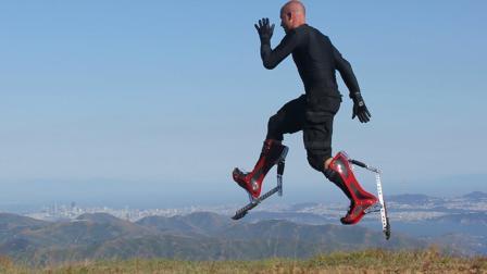世界上最疯狂的鞋子, 炫酷跑车外观, 自带温度控制系统!