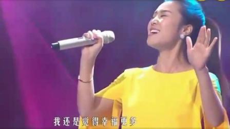 云朵踢馆《我是歌手》说话支支吾吾的, 一唱歌却惊艳所有人