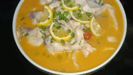 草鱼这样做最好吃! 大厨教你新吃法, 酸爽下饭比水煮鱼酸菜鱼好吃