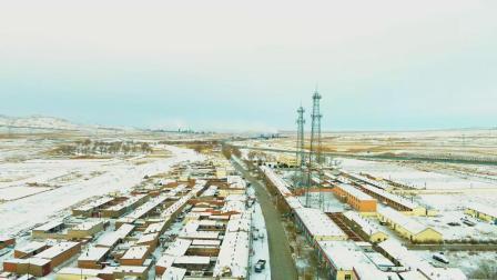 新建航拍--2018第一场雪