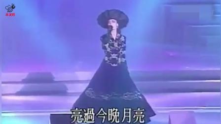 1989年叱咤颁奖, 陈慧娴现场演唱《千千阙歌》, 那时的她太美了