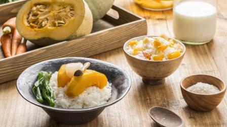 美食台   一个小妙招, 煮米饭更香更甜!
