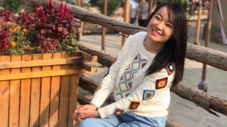 【金贝贝手工坊 243辑】M159民族风花袖毛衣(2)毛线钩针编织成人套头衫 女款保暖外套视频
