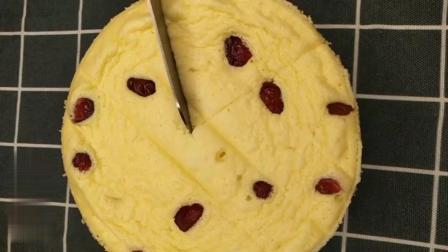 37秒教你制作 酸奶蒸蛋糕