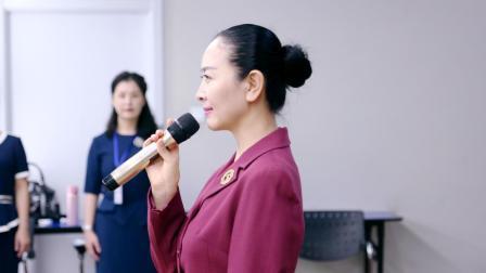 礼仪培训师礼仪专家徐文波老师亲授——微笑的训练二