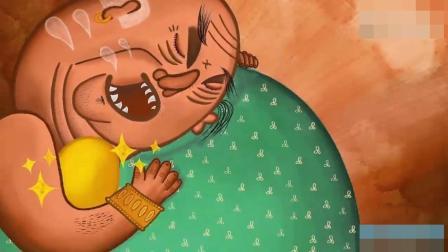 杰克和豌豆茎寓言告诉宝宝 要战胜强大的敌人 不仅需要勇气 还需要智慧