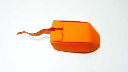 折纸王子折纸鼠标