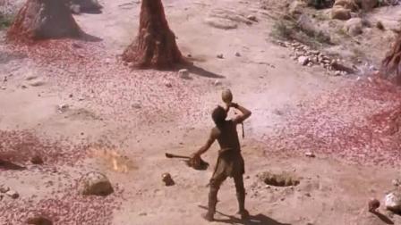 面对无敌的蚁群还有毒蛇, 还要杀美女巫师, 结果还不忍心下手