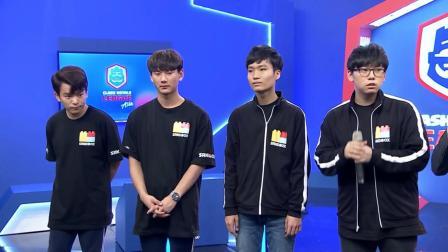 CRL亚洲赛区秋季赛 外卡赛第一场, SANDBOX vs FAV gaming