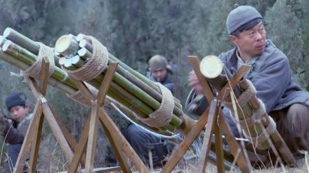 战士用飞雷炸叛徒,叛徒笑话没威力,战士绕后直接把炮楼炸了