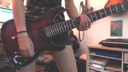 In This Moment - Whore Guitar Cover [MULTICAMERA]