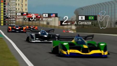 国际汽联 GT Sport 电竞赛车锦标赛国家杯 - 美洲区决赛