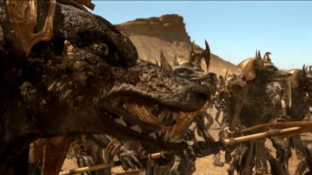 5分钟看完科幻电影《木乃伊归来》5000年前的怪兽意外复活!