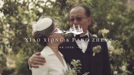 MRLOOK STUDIO 原乡美利坚结婚30周年短片