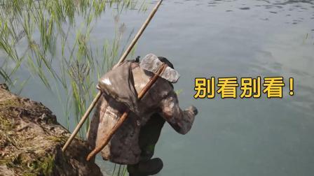 scum人渣20: 一边拉粑粑一边喝湖水, 张叔竟有这么高雅的爱好?