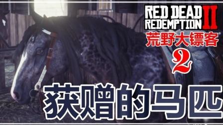 #09★荒野大镖客2★获取战马奖励