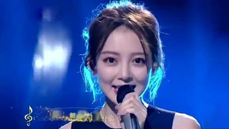 汪小敏演唱《笑看风云》, 全场欢呼, 主持人说她却像陈慧娴