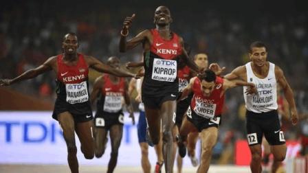 最后时刻, 从倒数第一至问鼎夺冠! 男子1500米世纪大逆转, 这样的体育怎能不爱!